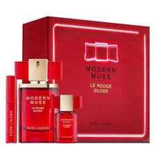 Estée Lauder Eau De Parfum Modern Muse Le Rouge Gloss 3pc Gift Set