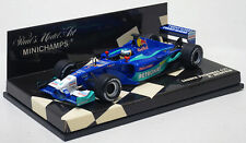 New listing 1/43 Sauber Petronas C21 Nick Heidfeld 2002 Minichamps 400020007