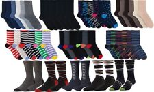 JOB LOT Mens Socks 48 Pairs Assorted Designs Stock Clearance UK SELLER FREE P&P