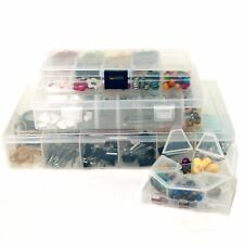 Craft Storage Organizer Bundle – 5 Pcs Craft Bead School Supply Sewing Art Organ