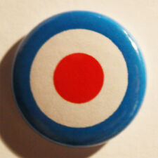 MOD Button/BADGE Royal Air Force Britpop Inghilterra UK pin Rockabilly SCOOTER
