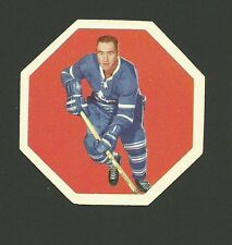 Red Kelly Toronto Maple Leafs 1961-62 York Yellow Peanut Butter Hockey Card #21