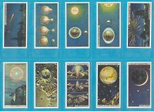 Wills cigarette cards - ROMANCE OF THE HEAVENS - Full set