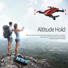 2.4GHz Drone Quadcopter Pocket MINI Selfie Foldable Cámara WIFI FPV RC  Aeronave