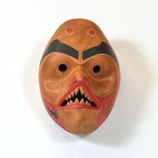 Vintage Robert Tait Alder Dogfish Native Mask 1985