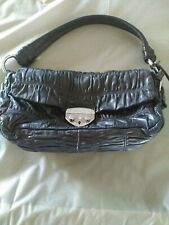 Authentic preowned prada leather handbags