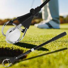 Retractable Golf Ball Retriever Scoop Telescopic Pick Up Grabber Tool Picker