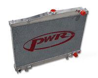 PWR ALUMINIUM RADIATOR FIT NISSAN SKYLINE R33 GTR/GTST /R34GTT 42MM CORE PWR2272