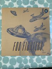 """Foo Fighters THIS IS A CALL 1995 UK 12"""" 1st Press LUMINOUS VINYL UNPLAYED"""