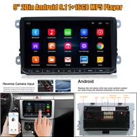 "9"" 2Din Android 9.1 Car Stereo Radio Player  MP5 GPS Nav WiFi/Hotspot/Bluetooth"
