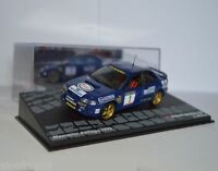 RALLY IXO DIECAST 1/43 Subaru Impreza 555 C.Mcrae 1993 M.Bettega eRAL092