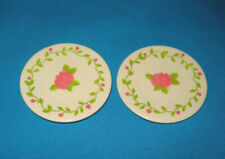 Retired American Girl Angelina Ballerina Replacement Tea Party Plate
