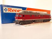 Roco H0 Diesellok Lutmilla DR DDR BR 232 189-1  (43704)