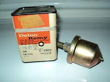 NOS DELCO OIL PRESSURE SWITCH 64-84 DODGE PLYM CHRY 81-83 AMC 74-82 JEEP 1972319