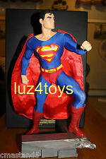 DC Direct Superman 1/4 Scale Museum Quality Statue Limited 1,000