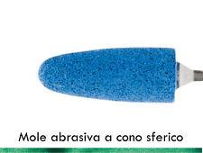 Mole Abrasiva Cono Sferico Professional Products Nails Art Ricostruzione Unghie