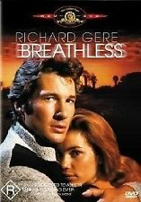 Breathless (DVD, 2005) Richard Gere - VGC
