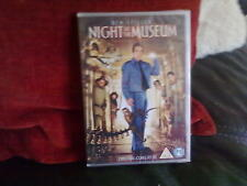 Night at the Museum Ben Stiller DVD: 0/All Shawn Levy Comedy Special Edition PG