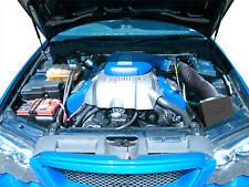 PERFORMANCE COLD AIR INTAKE KIT BA BF XR6 XR6 TURBO & V8 XR8 FPV GT GTP F6 BLACK
