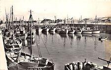 BR9341 Croix de Vie Le nouveau bassin ship bateaux    france