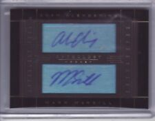 2015-16 Anthology Dual Autograph #7 Adam Clendening/Mark McNeill 211/299 Auto