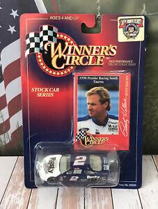 Car 1:64 NASCAR 1998 WC Rusty Wallace Ford Taurus Penske Racing w/ Card PPG