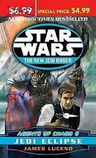 Agents of Chaos II: Jedi Eclipse (Star Wars: The New Jedi Order, Book-ExLibrary