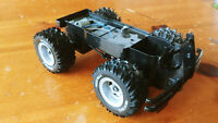 Nikko 1/18 scale FJ Cruiser chassis RC Car untested sold AS IS