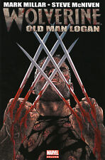 MARVEL Mexico WOLVERINE OLD MAN LOGAN DELUXE EDITION HARDCOVER by Mark Millar