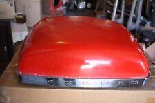 RARE Tokheim 300 Gas Pump RED LEXAN Glass Top -Tokheim 39 ?