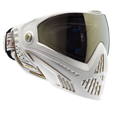 Dye I5 Paintball Airsoft Goggle Thermal Mask - White/Gold **IN STOCK/FREE SHIP**