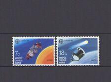 CYPRUS, EUROPA CEPT 1991, AEROSPACE THEME, MNH