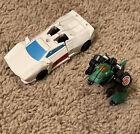 Transformers RID Sideswipe Grimlock Loose Missing Parts Legion Legends Class