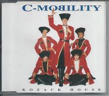 C-MOBILITY - Kozack House CDM 5TR Euro House Techno 1991 (CINFETTI'S) Belgium