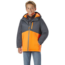 Boys' Kimball Kids 3-in-1 System Jacket Orange XS #NKXMJ-1270