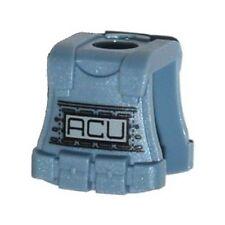 LEGO Jurassic World - Minifig, Vest Body Armor with 'ACU' Pattern - Sand Blue