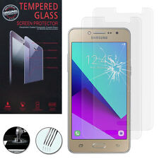 2x BulletProof Glass Samsung Galaxy Grand Prime Plus G532f Genuine Glass