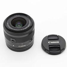 NEW Canon EF-M 15-45mm f3.5-6.3 IS STM Lens Black:White Box M2 M3 M6 M5 M10 M50