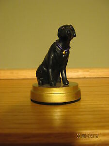 New DU Ducks Unlimited 75th Anniversary Waterfowl Chess Set Piece Pawn Dog Gold