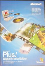Microsoft Plus! Digital Media Edition (Retail) (1 User/s) - Full Version for...