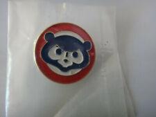Vintage Chicago Cubs Cubbie Bear Lapel Pin - Unocal 76 - NEW