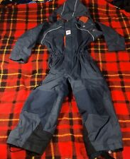 Vintage Rare Helly Hansen Kids Youth Sz 6 Years Ski Snowboard Full Body Suit 3M