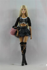 1 Set Fashion Handmade Doll Clothes Outfit for Barbie Doll P40