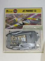 AIRFIX 1/72 Model Aircraft Kit Hunting Jet Provost T.3 Excellent Type 4 Blister