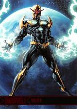 NOVA / Marvel Greatest Heroes (2012) BASE Trading Card #57