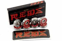 Bones Reds Skateboard Scooter Bearings 8 Pack Genuine