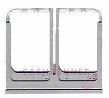 SIM dual soporte tarjetas s trineo intercalar ninguna card tray holder htc one m8 dual