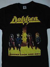 Dokken  - Under Lock And Key   T-shirt