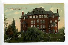 Fitchburg MA Mass Faithful Companion of Jesus Home, 1917