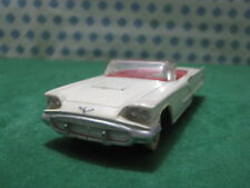 Vintage  -     FORD THUNDERBIRD Convertible    -  1/43  Dinky toys 555